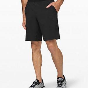 lululemon athletica black men short